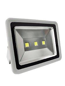 Refletor Holofote LED 150w Branco Quente 3000K