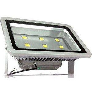 Refletor Holofote LED 300w Branco Frio 6000k