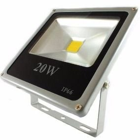 Refletor Holofote LED 20w Branco Frio 6000k