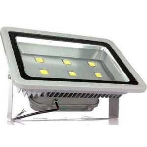 Refletor Holofote LED 300w Branco Quente 3000K