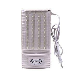 Luminária de Emergência 300 Lúmens | Premium