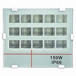 Refletor Holofote MicroLED 150W Multifocal Branco Frio 6000k