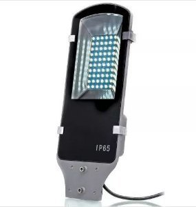 Luminária Pública Micro LED 30w Externa Para Poste - Branco Frio 6000k