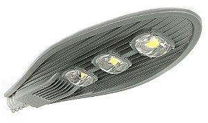 Luminária LED Pública 150w Branco Frio 6000k para Poste