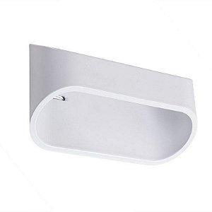 Luminária Arandela LED 3W Branco Quente 3000K