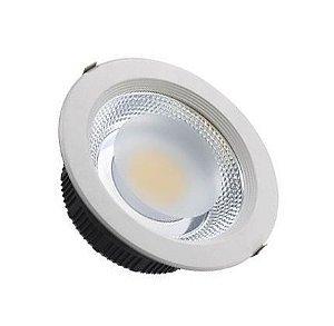 Spot LED Cob 15w Industrial - Branco Frio 6000k
