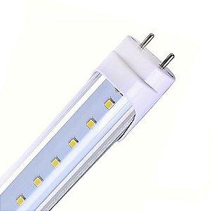 Lâmpada LED Tubular T8 9W 60cm Cristal - Branco Frio 6000k