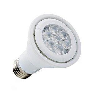 Lâmpada Par20 LED 7w Bivolt Branco Frio 6000k