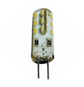 Lâmpada LED G4 2w Bipino Branco Frio 6000k