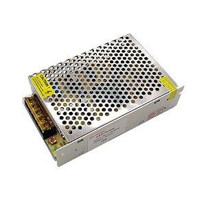 Fonte Chaveada 12v 10A Para LED ou Câmeras