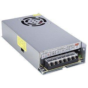 Fonte Chaveada 12v 30A Para LED ou Câmeras