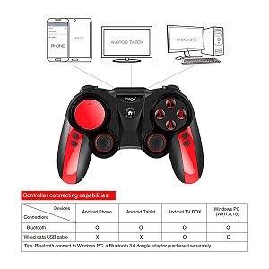 Ipega Pg -9089 Controlador Sem Fio Bluetooth Gamepad Para Ios