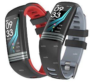 Pulseira Fitness Inteligente Android G26 Ios Monitor cardíaco Saúde