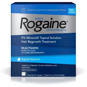 Rogaine Topical Solution 5% - Liquido - Caixa Lacrada Tres Meses