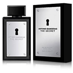 Perfume Antonio Bandeiras The Secret 100ml Masculino