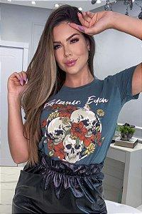 T-Shirt Botanic Eden Verde