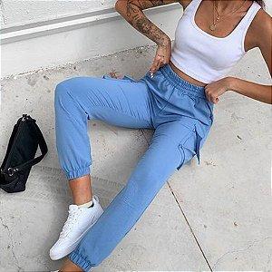 Calça Jordan Azul