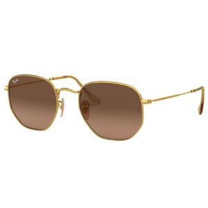Óculos Solar Ray-Ban RB3548NL 912443 Hexagonal