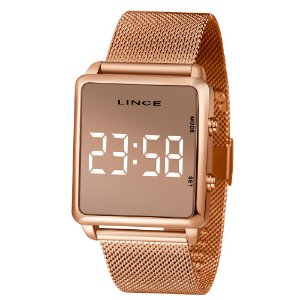 Relógio Lince Rose Digital MDR4619L BXRX