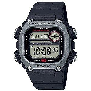 Relógio Casio DW-291H-1AVDF Illuminator