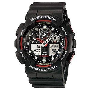 Relógio Casio G-Shock GA-100-1A4DR