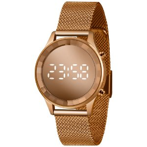 Relógio Lince Digital LDR4648L RXRX