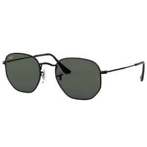 Óculos Solar Ray-Ban RB3548NL 002/58 Hexagonal