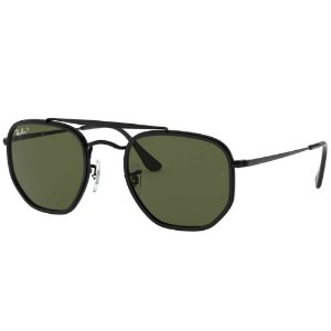 Óculos Solar Ray-Ban RB3648-M 002/8 THE MARSHAL II