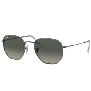 Óculos Solar Ray-Ban RB3548NL 004/71 Hexagonal
