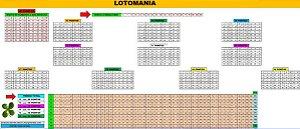 Planilha Lotomania - 90 Dezenas Com Super Redução