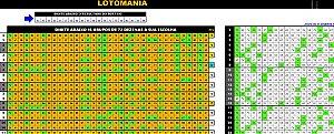 Planilha Lotomania - Jogue com 16 Grupos de 72 Dezenas