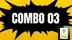 COMBO COM 02 PLANILHAS DO DIA DE SORTE