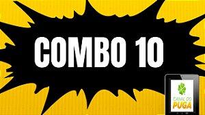 COMBO COM 05 PLANILHAS DA LOTOMANIA