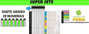 Planilha Super Sete - Esquema em Camadas pra Ganhar