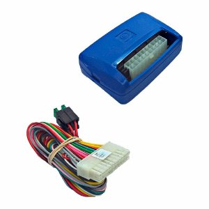 Módulo de automação de vidros elétricos commander v4 400 para 4 portas