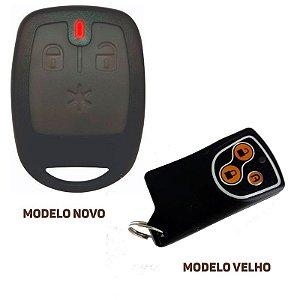 Controle remoto para alarmes commander frequência 433