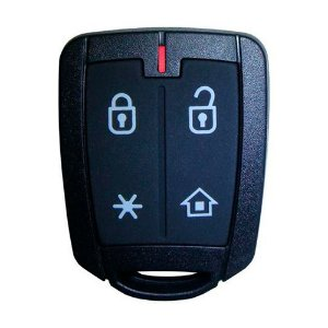 Capa para controle remoto alarme positron px42 4 botões