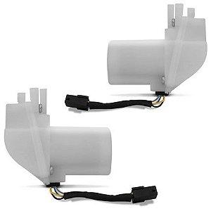 Atuador avulso de trava elétrica soft lado dianteiro esquerdo 4 fios