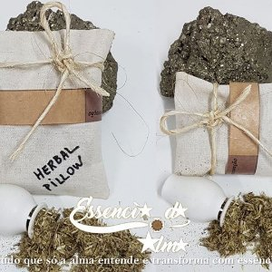 Mini Travesseiro Herval Relaxante 20g
