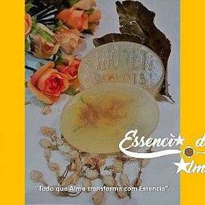 Sabonete de Ervas Bergamota com Jasmim