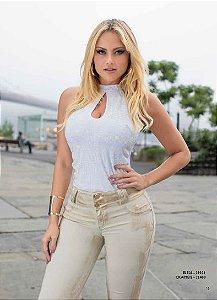 Calça Pit Bull Jeans Com Bojo Ref 26400