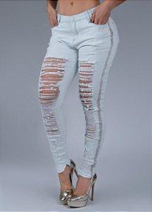 Calça Destroyed Pit Bull Jeans Ref. 29636