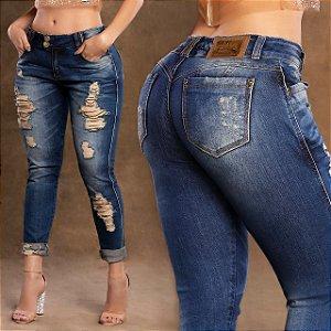 Calça Cigarrete Pit Bull Jeans Ref. 28234