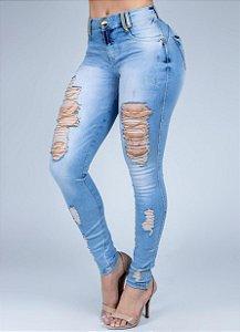 Calça Cigarrete Pit Bull Jeans Ref. 31103
