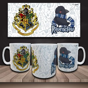 Caneca Harry Potter - Casa Corvinal - I am Ravenclaw