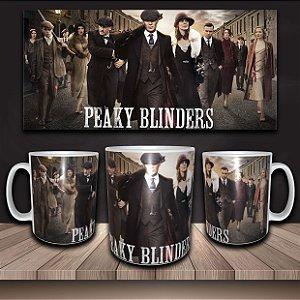 Caneca Peaky Blinders