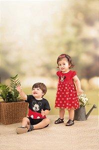 ◼ Kit LANÇAMENTO DE FOFURA Marlan Baby - Composto por: 25 peças, Grade: P ao G, Sendo: Conjuntos, Vestidos e Avulsas - CÓD. 160 - IMAGENS ILUSTRATIVAS