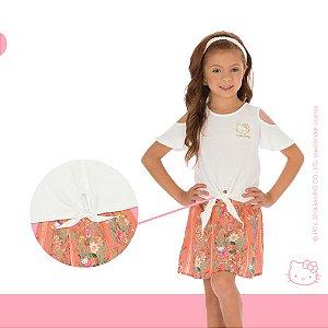 Kit Hello Kitty e Quimby 30 Pecas