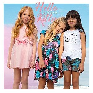 ◼ Kit Hello Kitty - Composto por: 22 Peças