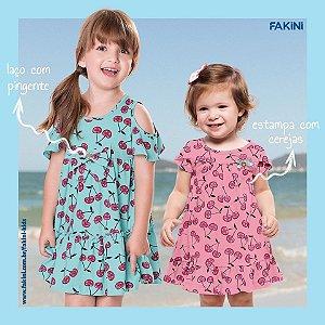 Kit Fakini - todas as linhas, composto por 40 pecas, sendo: conjuntos, vestidos e avulsas.